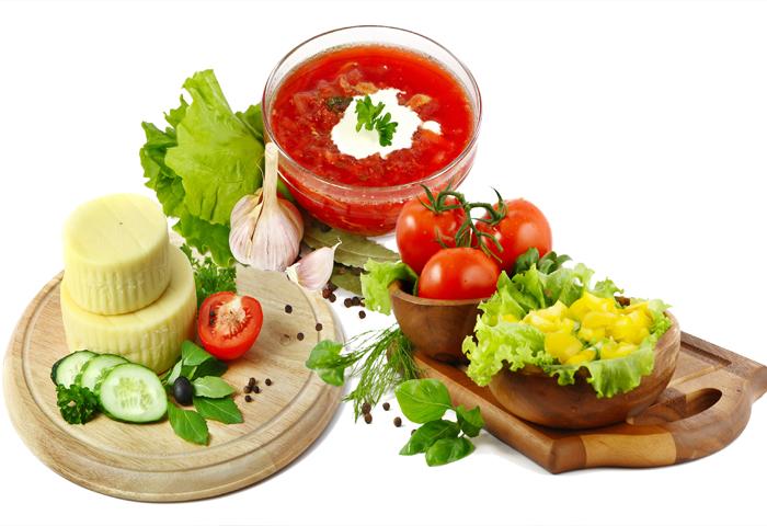 здоровая еда для диабетиков