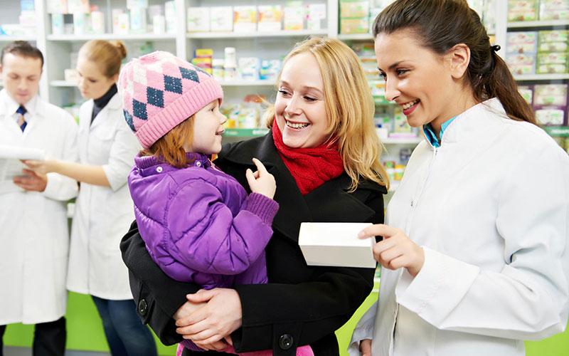 выбираем витамины для ребенка