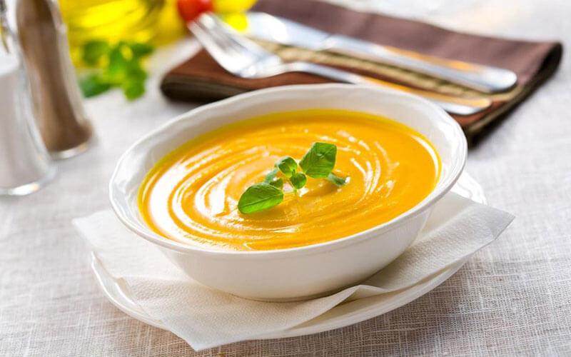Суп из тыквы при гастрите для ребенка