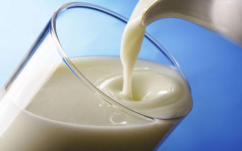 Молоко и боржоми от кашля