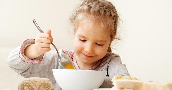 Диета при повышенном ацетоне у детей