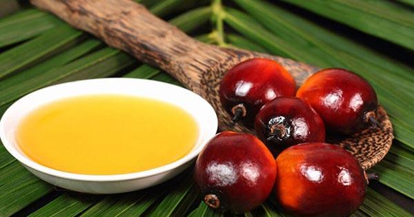 Пальмовое масло в детской смеси