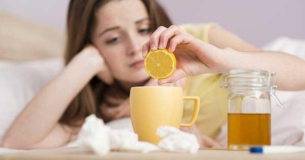Что можно пить от простуды кормящей маме