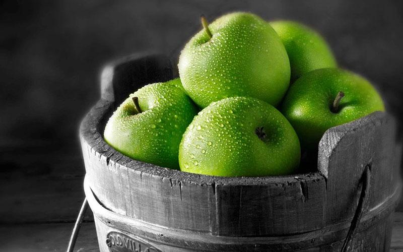 яблоко для приготовления детского пюре