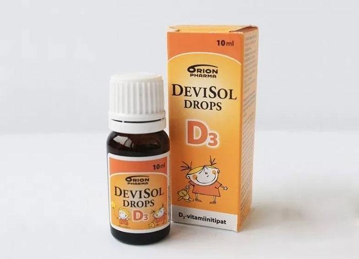D3 Devisol Drops
