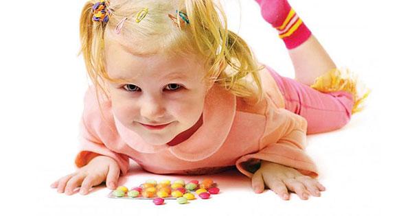 Эффективные витамины для детей 3 лет