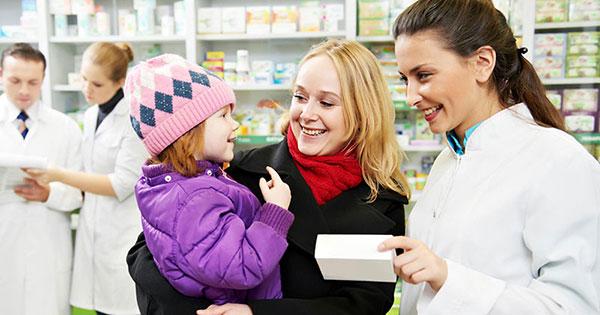 Препараты для улучшения аппетита у детей